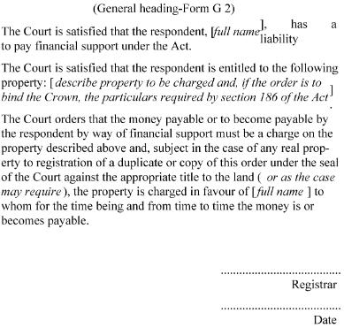 how to get a court order amended